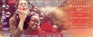 #WirSindAlle Schüler*innen! Festival 2018