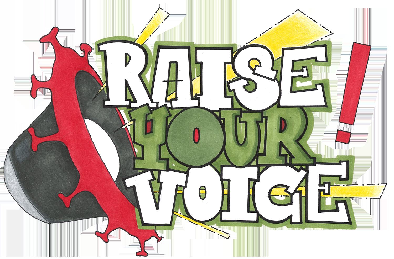 """KJR-Kampagne """"Raise Your Voice"""""""